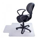 Коврик под кресло Clear Style Т-образный 1200х1500мм, 2мм, 1454, для гладкой поверхности