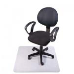 Коврик под кресло Clear Style квадратный, 2.3мм, для коврового покрытия, 92х92см