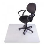 Коврик под кресло Clear Style квадратный, 2.3мм, для коврового покрытия, 121х121см