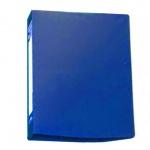 Скоросшиватель пружинный Бюрократ синий, А4, PZ05PBLUE