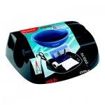 Органайзер настольный Maped Office Maxi Evolys 4 секции, 200х300х95мм, черный, 575100