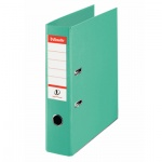 Папка-регистратор А4 Esselte №1 светло-зеленая, 75 мм, 811312
