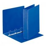 Папка-панорама на 4-х кольцах А4 Esselte синяя, 65 мм, 49762