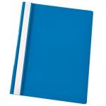 Скоросшиватель пластиковый Esselte, А4, 5 шт/уп, голубой