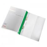 Скоросшиватель пластиковый Esselte Панорама зеленый, А4, 28360