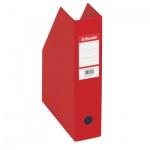 Накопитель вертикальный для бумаг Esselte А4, 70мм, красный