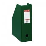 Накопитель вертикальный для бумаг Esselte А4, 100мм, зеленый