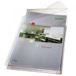 Файл-карман А4 с расширением Leitz прозрачный, 170 мкм, 5 шт/уп, 47573003