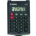 Калькулятор карманный Canon AS-8, 8 разрядов
