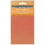 Магниты Magnetoplan 15мм, 30шт/уп