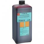 Штемпельная краска на спиртовой основе Noris 1л, красная, универсальная