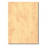 Дизайн-бумага Decadry Corporate Line Мрамор золотой с текстурой, А4, 95г/м2, 100 листов
