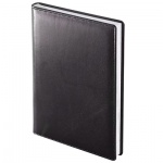 Ежедневник недатированный Brunnen Агенда Ля-Фонтейн черный, А5, 160 листов