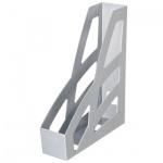 Накопитель вертикальный для бумаг Стамм Лидер А4, 70мм, металл.