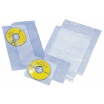 Папка для CD/DVD Profioffice MF-2 07032 прозрачная, на 24 диска