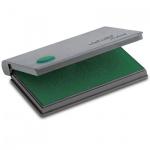Штемпельная настольная подушка Colop Micro 1 90х50мм, зеленая, краска на водной основе