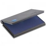 Штемпельная настольная подушка Colop Micro 1 90х50мм, синяя, краска на водной основе