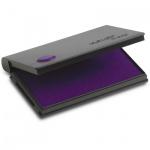 Штемпельная настольная подушка Colop Micro 2 110х70мм, краска на водной основе, фиолетовая