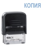 ����� ����������� ���� Colop Printer �����, 38�14��, ������, C20 1.9