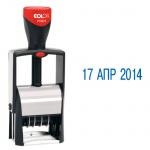 Датер автоматический Colop Microban 4мм, русские буквы, S2100