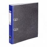 Папка-регистратор А4 Bantex синяя, 50 мм, 1426-01