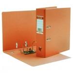 Папка-регистратор А4 Bantex оранжевая, 50 мм, 1451-12