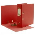 Папка-регистратор А4 Bantex Economy Plus красная, 70 мм, 1446-09