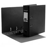 Папка-регистратор А4 Bantex Economy Plus черная, 70 мм, 1446-10