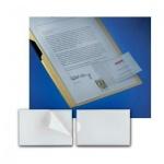 Самоклеящийся карман для визитных карточек Apli 2580, 60х95мм, 10шт