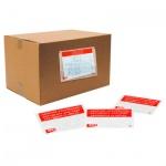 Карман для документов самоклеющийся почтовый Apli 343, 173х125 мм, 100шт
