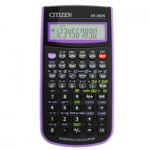 Калькулятор инженерный Citizen SR-260NPU фиолетовый, 10+2 разрядов