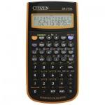Калькулятор инженерный Citizen SR-270NOR оранжевый, 10+2 разрядов
