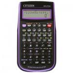 Калькулятор инженерный Citizen SR-270NPU фиолетовый, 10+2 разрядов