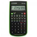 Калькулятор инженерный Citizen SR-135NGR зеленый, 8+2 разрядов