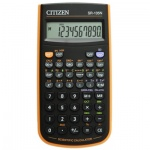 Калькулятор инженерный Citizen SR-135NOR оранжевый, 8+2 разрядов