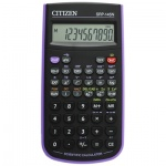 Калькулятор инженерный Citizen SRP-145NPU фиолетовый, 10 разрядов