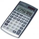Калькулятор карманный Citizen CPC 1010 серебристый, 10 разрядов