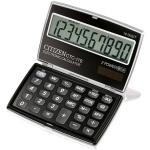 Калькулятор карманный Citizen CTC110 черный, 10 разрядов