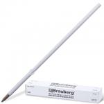 Стержень для шариковой ручки Brauberg синий, 0.5 мм, 107 мм, с ушками