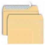 Конверт почтовый Bong С4 бежевый, 229х324мм, 90г/м2, 250шт, стрип