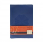 Еженедельник недатированный Bruno Visconti Profi, А6, 64 листа, синий
