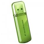 Флеш-накопитель Silicon Power Helios 32Gb, 18/7 мб/с, зеленый