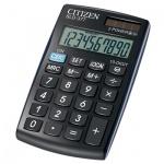 Калькулятор карманный Citizen SLD-377 черный, 10 разрядов