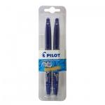 Набор ручек шариковых Pilot BL-FR7 Frixion синяя, 0.35мм, 2шт