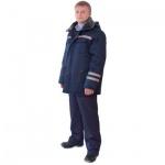 Куртка мужская зимняя Профессионал, (р.52-54) 170-176