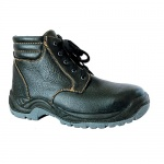 Ботинки утепленные Worker Бригадир Winter 9123/2, черные, р.44