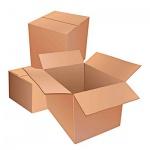 Короб упаковочный Т23 профиль B 38х38х23см, картон, 3-х слойный, 10 шт/уп