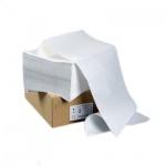 Перфорированная бумага Mega Office Оптима 210х305мм, белизна 90%CIE, 1500шт, с неотрывной перфорацией