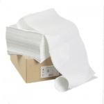 Перфорированная бумага Mega Office Эконом 420х305мм, белизна 90%CIE, 1500шт, с неотрывной перфорацией