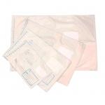 Пакет почтовый полиэтиленовый Оптима белый, 320х355мм, 70мкм, 800 шт, стрип, Куда-Кому